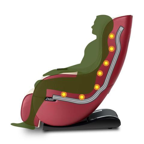 Imagem de Poltrona de Massagem / Massageadora Next - Cor Marrom