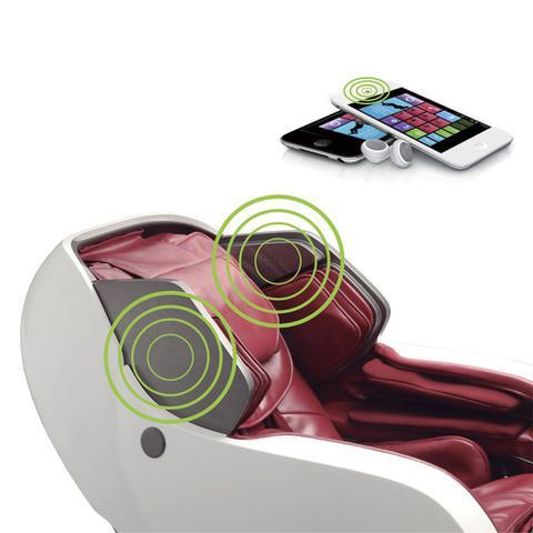 Imagem de Poltrona de Massagem / Massageadora Space - Cor Rubi