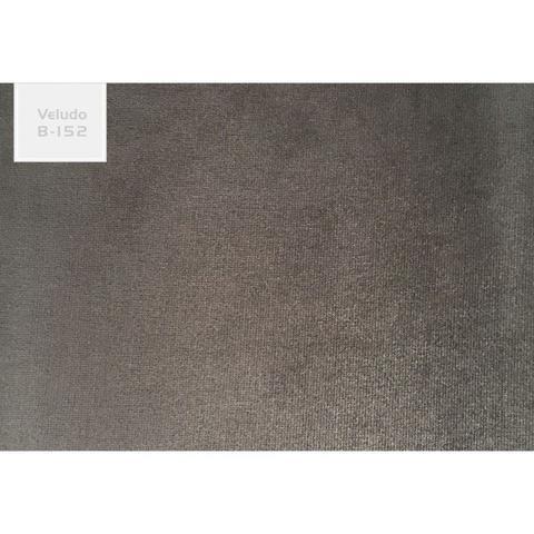Imagem de Poltrona Decorativa Aída 1 Lugar Base Madeira B152 Marrom Claro - Domi