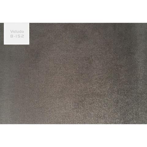 Imagem de Poltrona Decorativa Charlote Base Orby Fixa B152 Marrom Claro - Domi