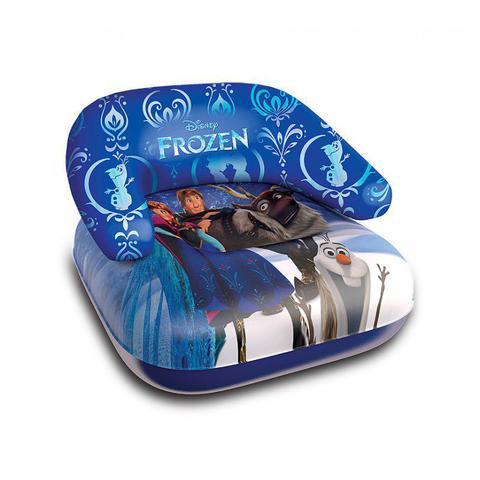 Imagem de Poltrona Inflável Frozen Disney 60cm Cadeirinha - 131488