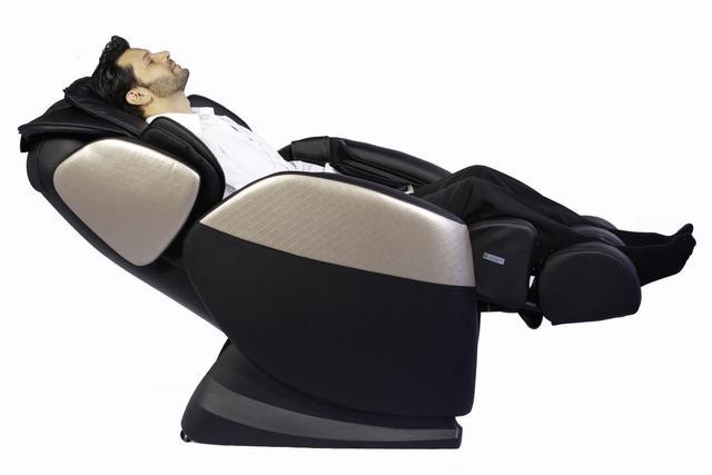 Imagem de Poltrona Massageadora Shiatsu com Aquecimento e 7 Modos de Massagem