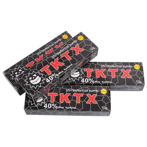 Imagem de Pomada Anestésica TKTX 40 - BLACK