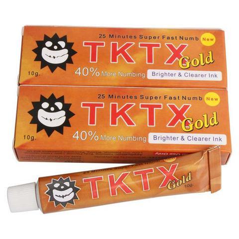 Imagem de Pomada Anestésica TKTX 40 - GOLD