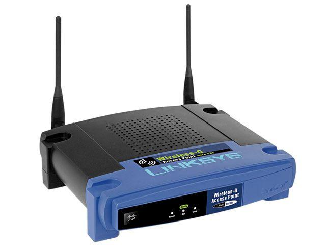Imagem de Ponto de Acesso Wireless 54 Mbps