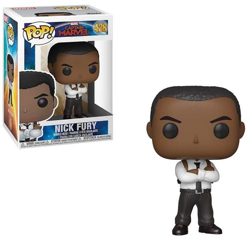 Imagem de Pop funko 428 nick fury captain marvel
