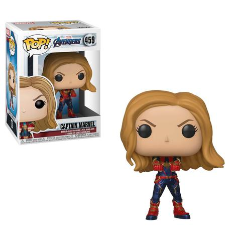 Imagem de Pop funko 459 captain marvel avengers end game