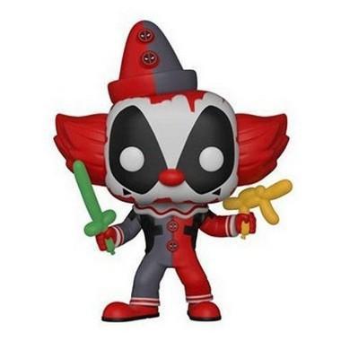 Imagem de POP! Funko Marvel Clown Deadpool  322