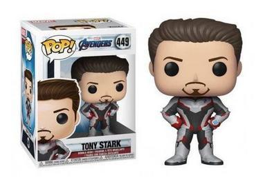 Imagem de Pop! Funko Marvel End Game  Ultimato - Tony Stark  449
