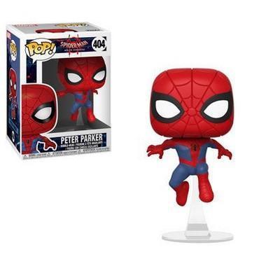 Imagem de POP! Funko Marvel: Homem Aranha no Spiderverso - Peter Parker  404