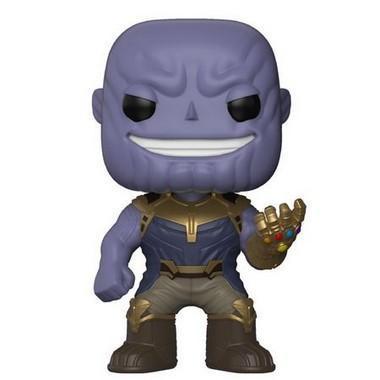 Imagem de Pop! Funko Marvel Infinity War  Guerra Infinita - Thanos  289