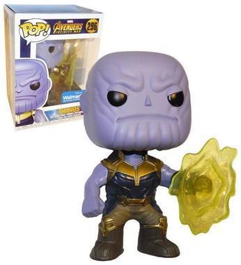 Imagem de Pop! Funko Marvel Special Edition Infinity War  Guerra Infinita - Thanos  296