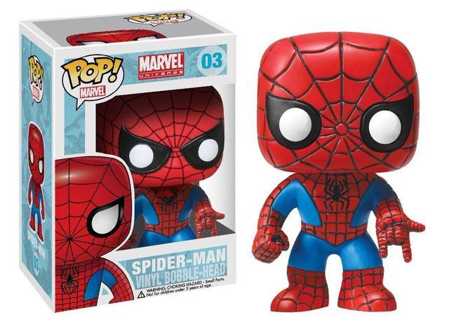 Imagem de POP! - Marvel: Universe - Spider-Man (03)