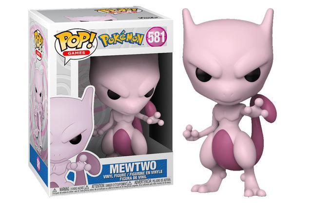 Imagem de Pop Mewtwo 581 Pokemon - Funko