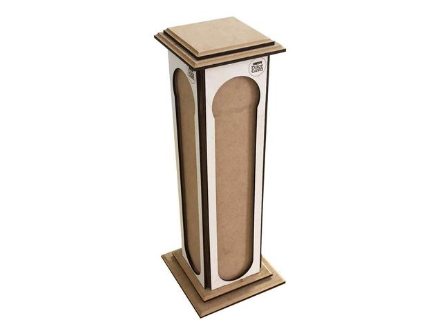 Imagem de Porta Cápsula Torre Giratória 20 Cápsulas Dolce Gusto