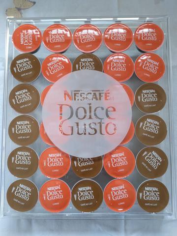 Imagem de Porta Cápsulas de Café Gaveta Dolce Gusto Acrílico