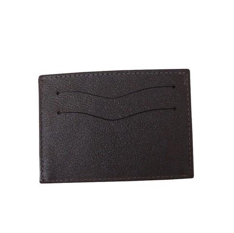 Imagem de Porta Cartão 03 - Mini Carteira de Bolso em Couro (649TN03) Pequena Slim - Porta CNH, Cartões, Cédulas