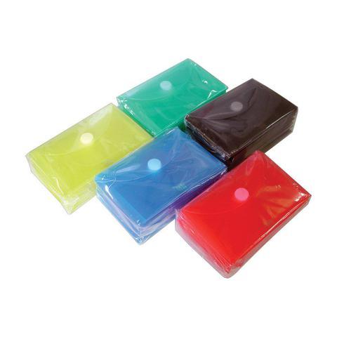Imagem de Porta Cartão com fecho - 40 Cartões