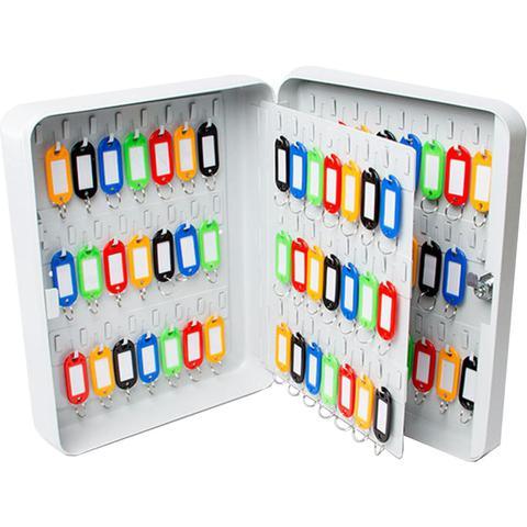 Imagem de Porta chaves claviculário menno ts90 com capacidade de 90 chaves