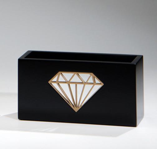 Imagem de Porta controle Diamond - Preto