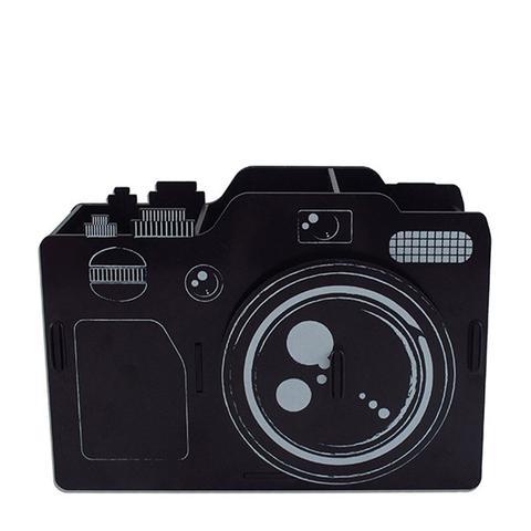 Imagem de Porta Controle e Retrato Câmera Fotográfica