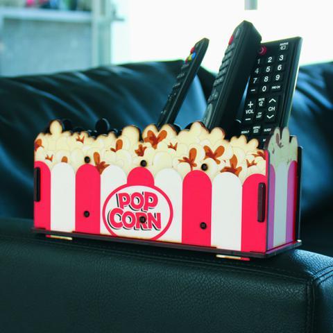 Imagem de Porta Controle - Pop Corn - cod. 5003