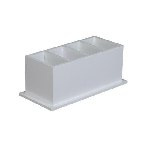 Imagem de Porta Controle Remoto Branco