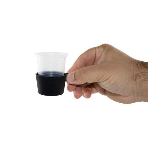 Imagem de Porta Copos Descartáveis 50/80ml Copete Não Queimar A mão