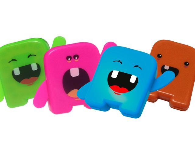 Imagem de Porta Dente de Leite  Estojo Porta Dente de Leite Caixinha para dente de Leite Porta Dentes de Leite Infantil
