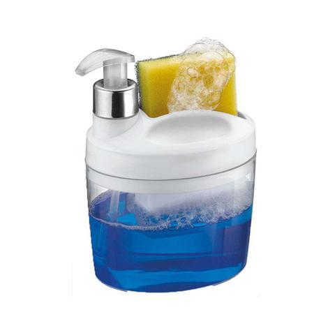 Imagem de Porta detergente e bucha de plástico Arthi