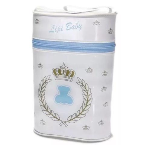 Imagem de Porta Mamadeira Protetor Térmico Duplo Lipi Baby