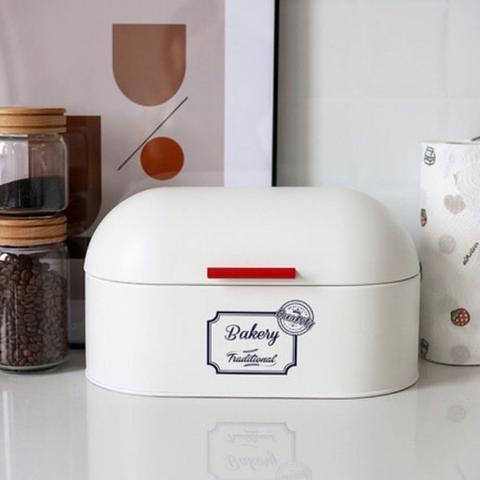 Imagem de Porta  Pão Bakery Traditional Branco-  ISANOG