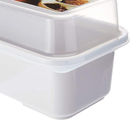 Imagem de Porta Pão de Forma Decorado - Usual Plástic - Usual Plastic
