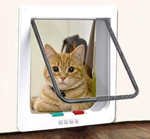 Imagem de Porta Pet para Gato ou Cão 4 Funções 23x25cm - Tamanho G