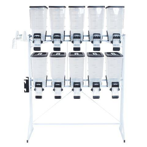 Imagem de Porta Ração Dispenser Durapets 10x40 Litros Durabox