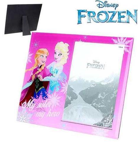 Imagem de Porta Retrato 13X18 De Vidro Vertical Frozen