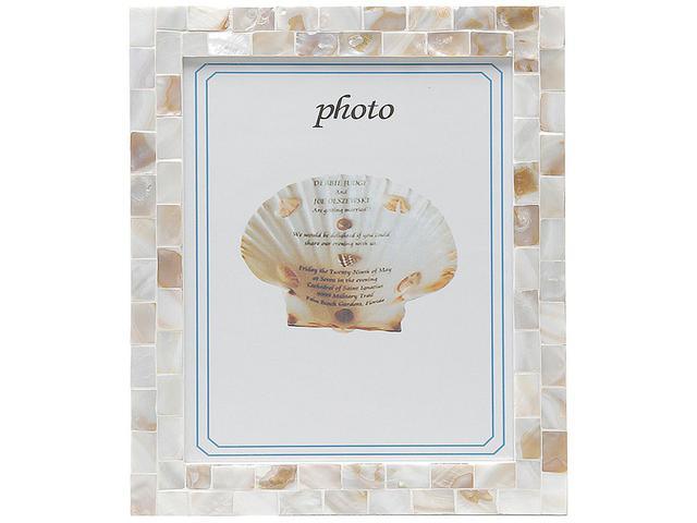 Imagem de Porta-Retrato 20x25 Bege Prestige