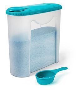 Imagem de Porta Sabão Plástico Com Dosador-2,35 Litros-SANREMO