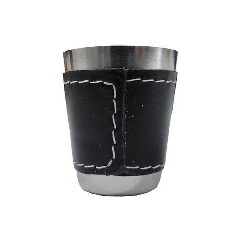 Imagem de Porta Whisky Garrafa de Aço Portátil Cantil 9 OZ-270ml-JB-20108 - Preto