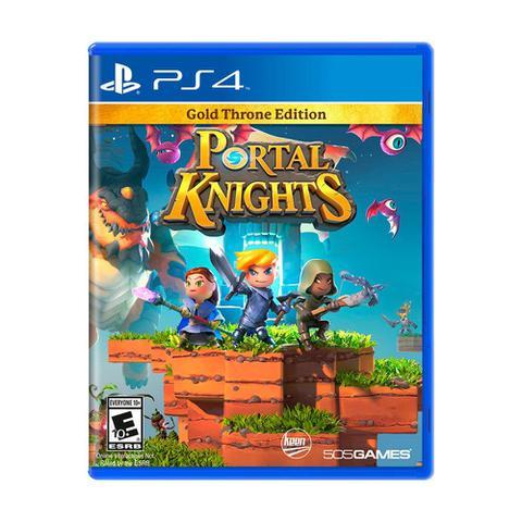 Jogo Portal Knights: Gold Throne Edition - Playstation 4 - 505 Games