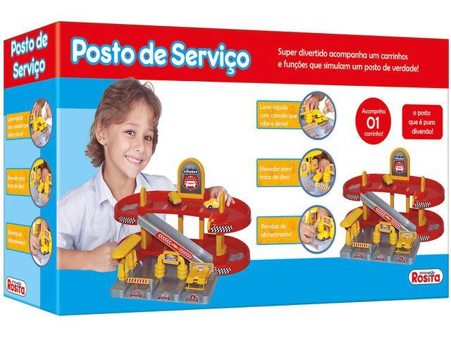 Imagem de Posto de Serviço de Brinquedo 9154 Rosita