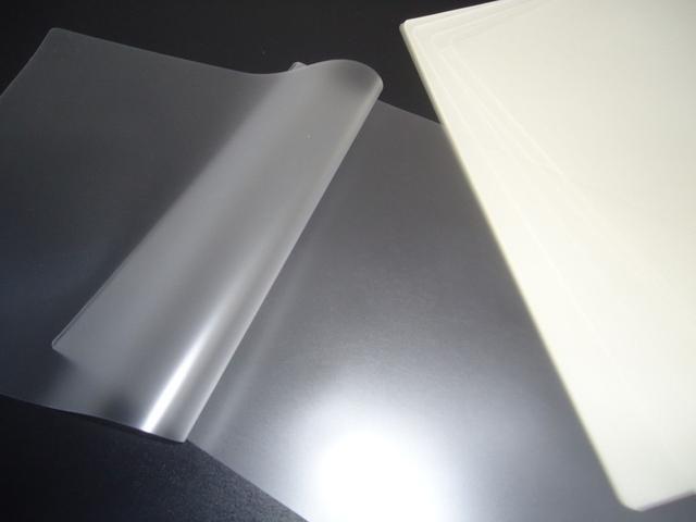Imagem de Pouch film 220x307 Milimetros Espessura 0,05 Polaseal Tamanho. A4 125 Micron  Pacote com 50 plásticos