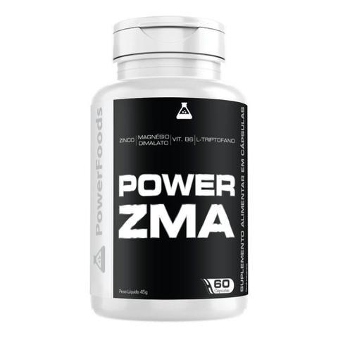 Imagem de Power zma 60 caps - powerfoods