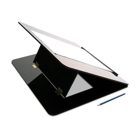 Imagem de Prancheta de Desenho Mocho Slim Studio A3 Black Piano