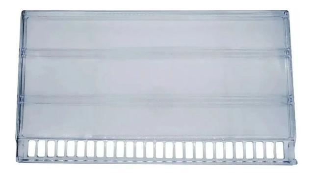 Imagem de Prateleira Acrílica Compatível Para Refrigerador Continental Mabe Bosch GE DTP Plásticos