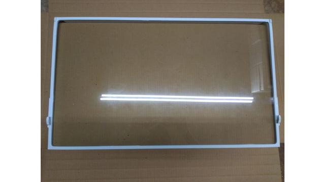 Imagem de Prateleira De Vidro Para Geladeira Kit Com 3un Código: 712806