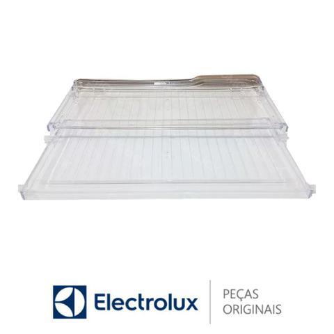 Imagem de Prateleira Retratil 70002552 Refrigerador Electrolux DF52, DF52X, DFN52, DFW52