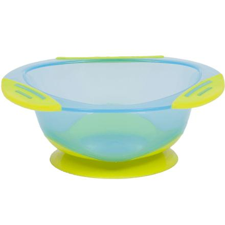 Imagem de Pratinho Bowl Azul com Ventosa - Buba