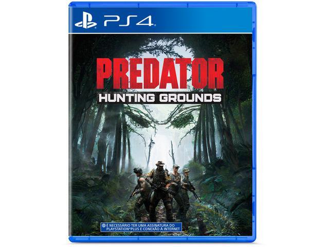 Jogo Predator: Hunting Grounds - Playstation 4 - Illfonic