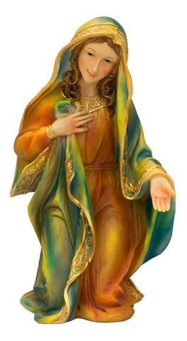 Imagem de Presépio 11 Peças 51cm - Enfeite Resina Decoração Natalina
